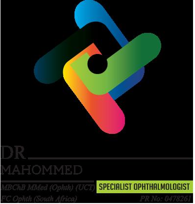 Dr Mahommed Ismail Motala Retina Logo